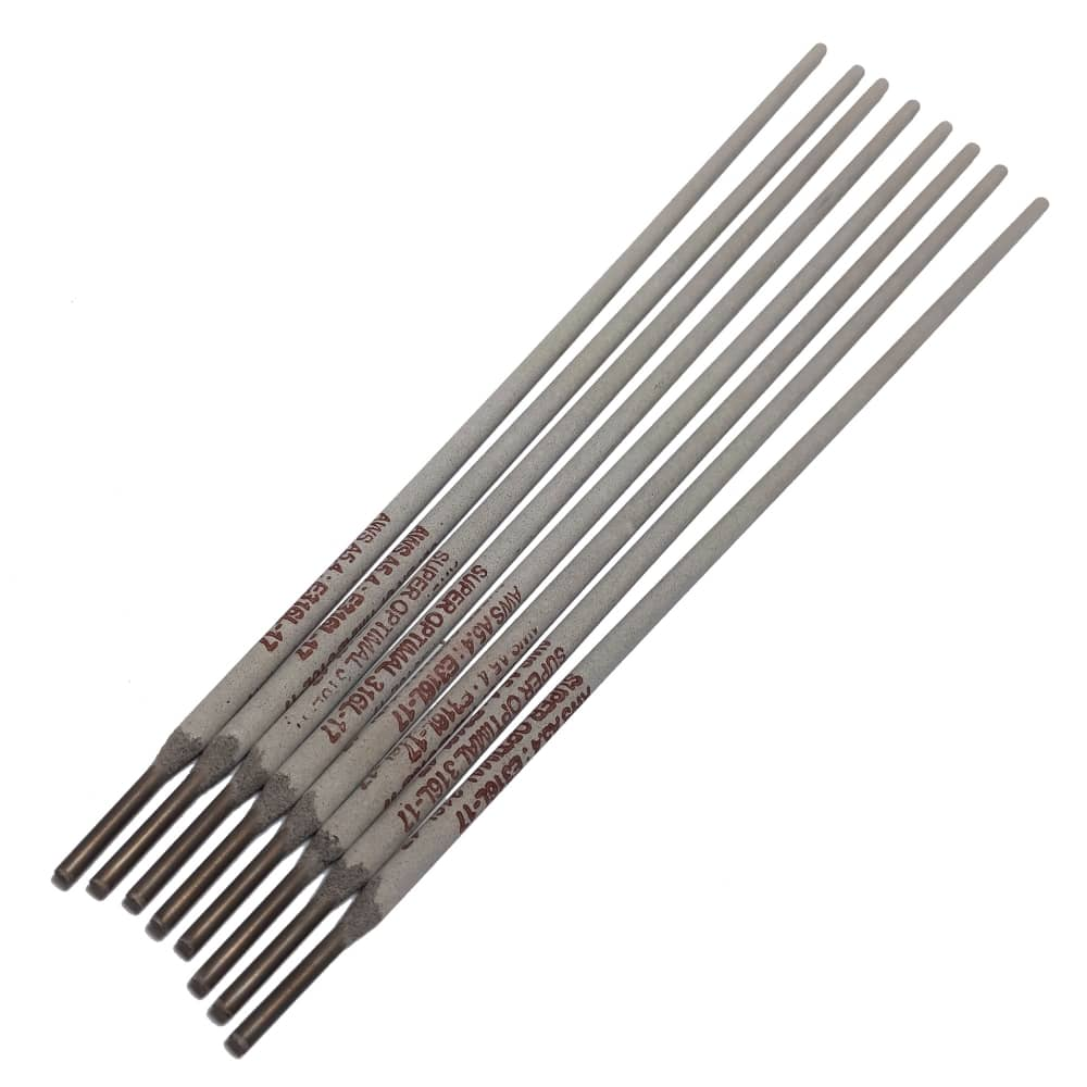 3.25mm 316 Stainless Steel Arc Welding Electrodes - 8 Rods ...