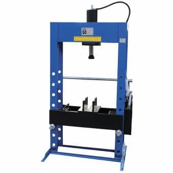 HYDRAULIC FLOOR PRESSES | SWSNI COM | LONDONDERRY | NORTHERN